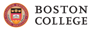 boston college matriculation